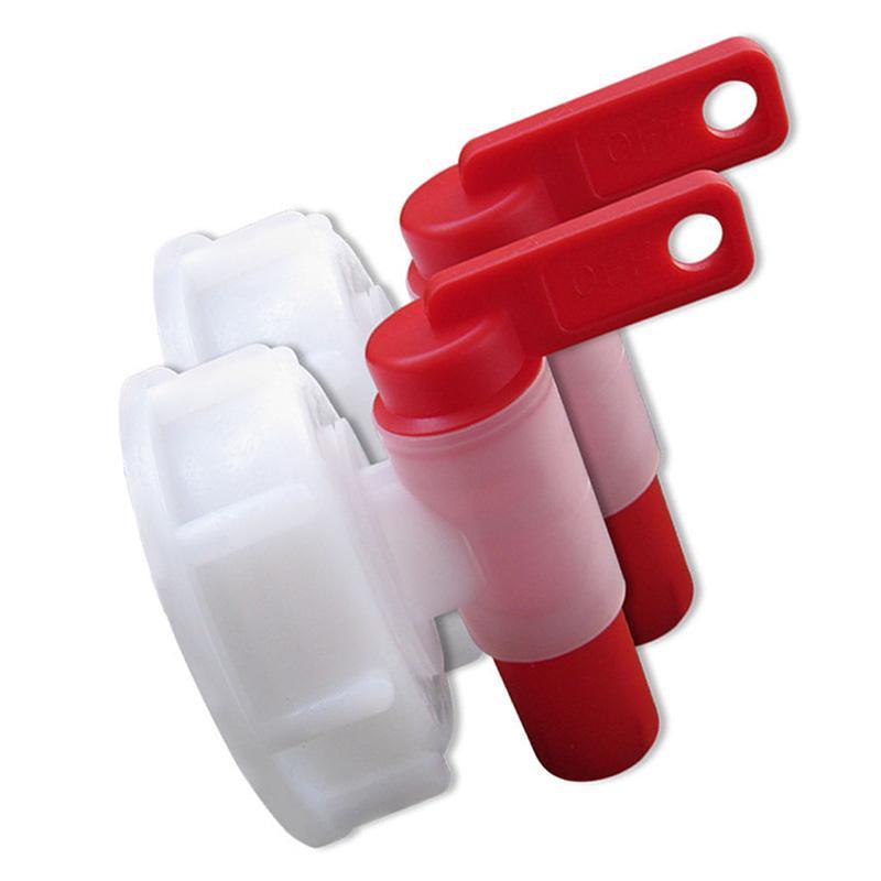 塑料桶閥門開關2英吋聚乙烯化工桶分料龍頭 9