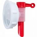 塑料桶閥門開關2英吋聚乙烯化工桶分料龍頭 10