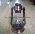 D80 LED Hurricane Lanterns (21 LED Bulbs)