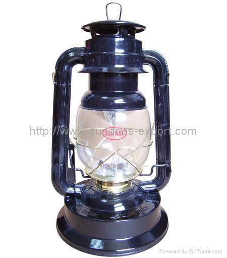 D90 LED Hurricane Lanterns (21 LED Bulbs)