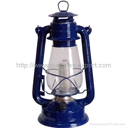 215 LED Hurricane Lanterns (16 LED Bulbs)