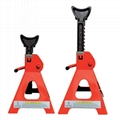 Car Jack Stands 6 Ton Vehicle Support 17in High Lift Garage Auto Tool Set 2 Pack 1
