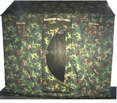 防辐射电磁屏蔽帐篷