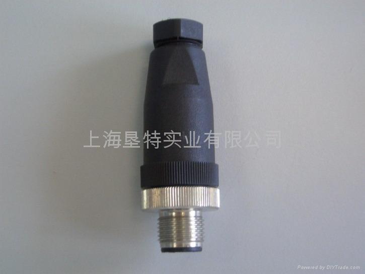 M12连接器 4