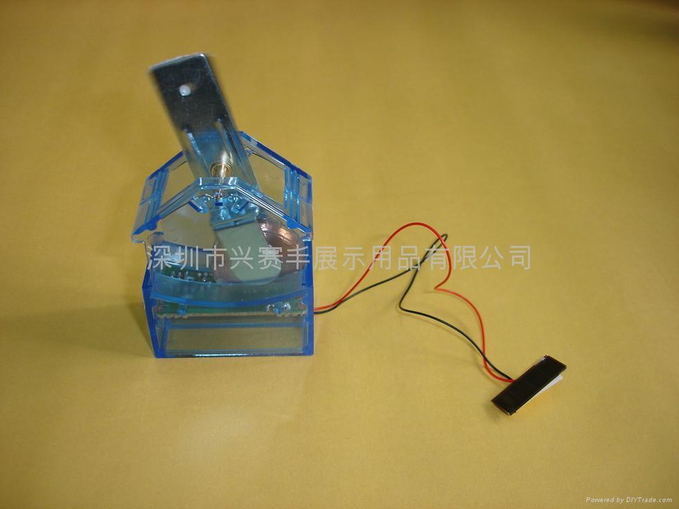 POP電池廣告小號搖擺器 4