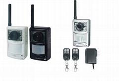 家庭实时监控无线彩信防盗报警器