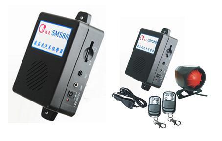 除具有普通防盗器功能外,还具有手机控制,互动短信定位,远程报警,监听