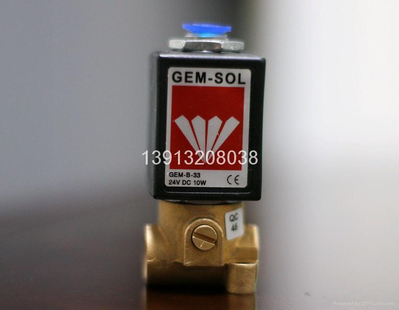BACCARA电磁阀:GEM-B-33