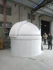 天文圓頂儀器