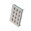Industrial keypad rs232 illuminated numeric keypad 4x3 matrix backlit keypad 1