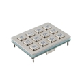 Industrial keypad rs232 illuminated numeric keypad 4x3 matrix backlit keypad 2