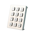 Industrial keypad rs232 illuminated numeric keypad 4x3 matrix backlit keypad 4