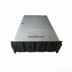 4U24盤位熱插拔存儲機箱