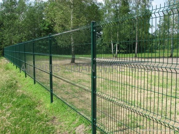Welded wire mesh fence dd china manufacturer