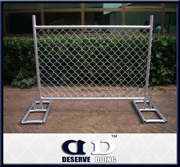 Temporary fence 1