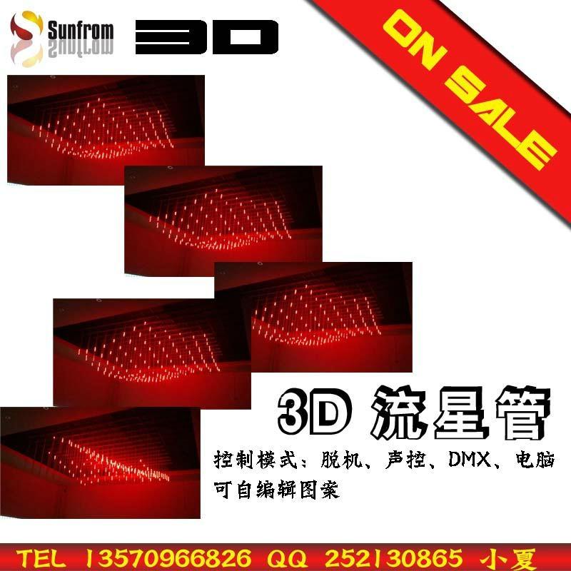 3d Led Tube Nightclub Lighting 3d Led Meteor Tube Led Disco Light