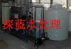 二級反滲透EDI 超高純水機組
