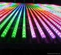 DMX Led Digital tube light RGB Flexible