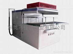 汽車散熱器專用貼體包裝機/汽車散熱器真空包裝機