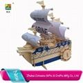 Sell-Japan cartoon pirate ship 2