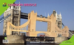 3D puzzles -London Bridge