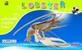 3D puzzles -Lobster  1