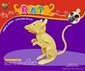 3d puzzles-mouse