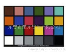 ColorChecker24色卡
