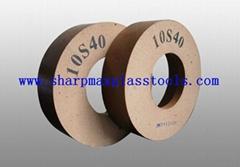 10S polishing wheels
