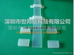 防水性LED硅胶软灯条套管