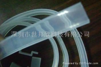 防水性LED硅胶软灯条套管 2