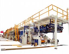 瓦楞纸板生产线彩盒纸板生产线C B E F 楞型选择