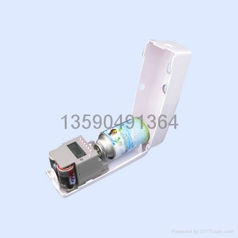 auto LED air freshener dispenser 4