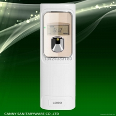 auto LED air freshener dispenser