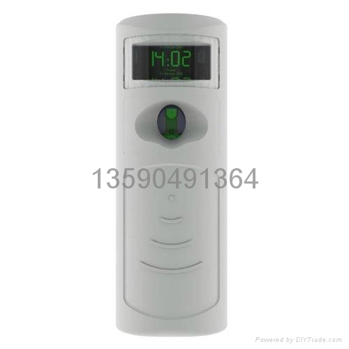 LCD aerosol dispenser 4