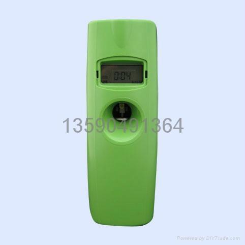 LCD aerosol dispenser with screen 5
