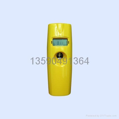 LCD液晶數顯感光LED自動調時光感噴香機 2