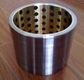 FZF-5A雙金屬鑲嵌固體潤滑