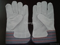 cow split leather rigger glove Canada