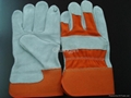 full palm leather working glove 3