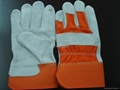 popular style leather safety glove  2