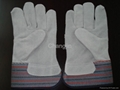 popular style leather safety glove  3