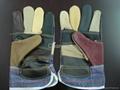 jean cotton cowhide glove 3