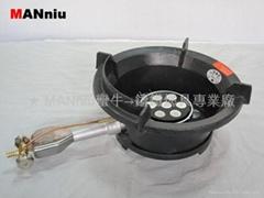 MANniu X72 七小福紅外線快速爐瓦斯爐 5A5B