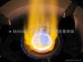 XL43  双心电子红外线快速炉猛火炉节能炉瓦斯炉