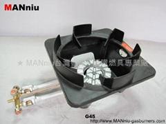 G45  高热效节能双管金牌炉中压快速炉中压节能炉