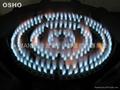 Q31   三管低压猛火铣铁炉