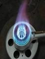 L40   Gas burner Long head , iron gas burners 2