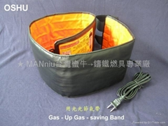Gas-up Gas-saving Band