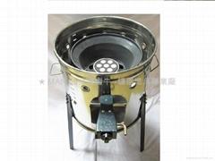 GST-1  专利活动灶式节气桶